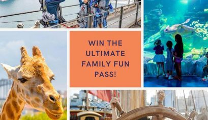 Win the ultimate family fun pass with the Australian National Maritime Museum